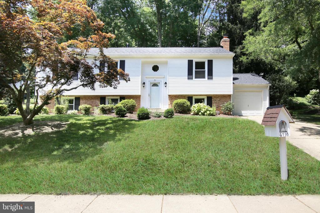 Fairfax Homes for Sale -  Cul De Sac,  4718  BRIAR PATCH LANE