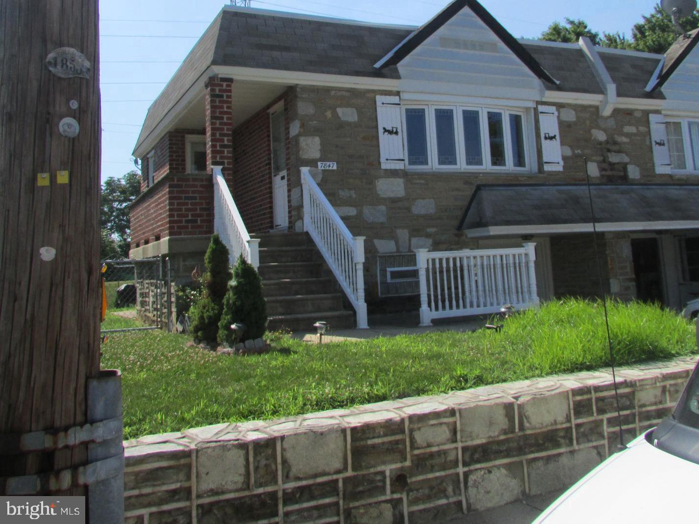 7847 Anita Drive Philadelphia, PA 19111