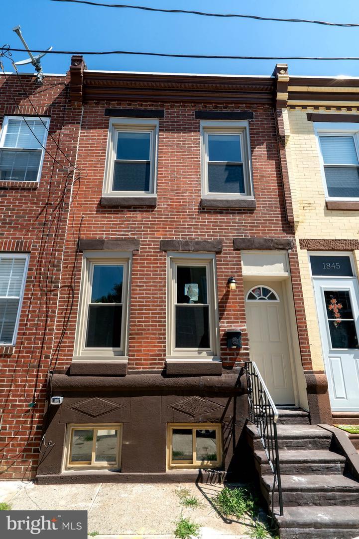 1847 Sigel Street Philadelphia, PA 19145