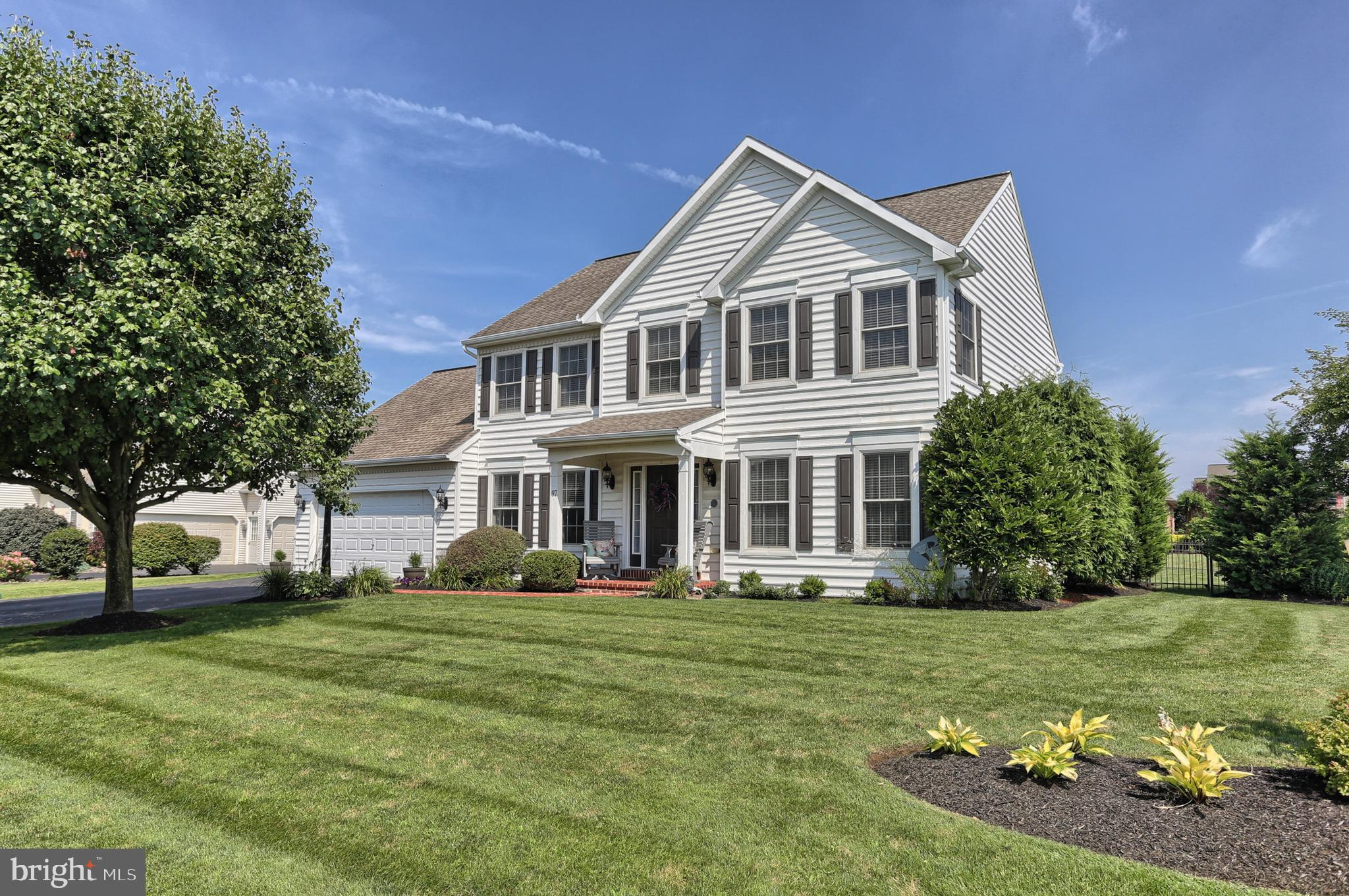 97 LEXINGTON DRIVE, ANNVILLE, PA 17003