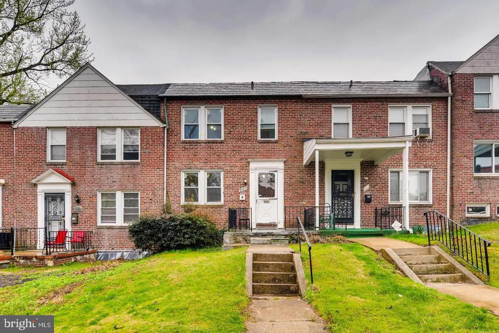 Available ASAP. Check out this 3 Bedroom, 2 Full Bathroom RowHome Located Conveniently to York Rd w/ Tons of Shopping. Space for 4th Bedroom in Basement.