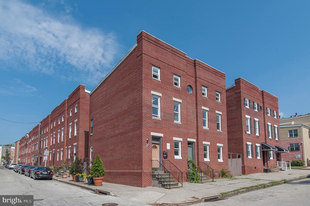 14 N Stricker St, Baltimore, MD  21223