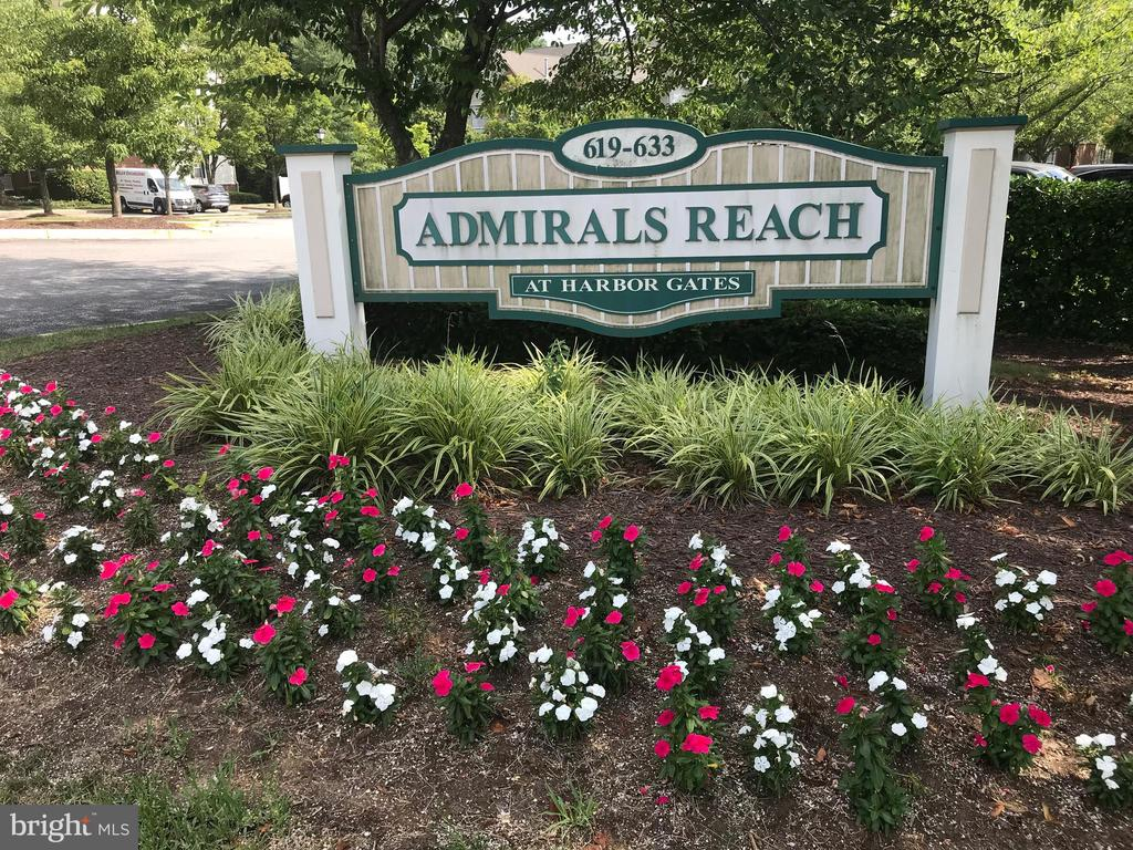 633  ADMIRAL DRIVE  H9-106, Annapolis in ANNE ARUNDEL County, MD 21401 Home for Sale
