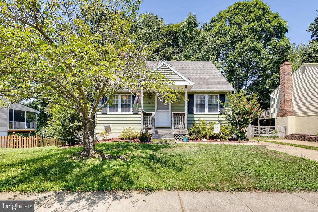 1502  HICKORY WOOD DRIVE, Annapolis in ANNE ARUNDEL County, MD 21409 Home for Sale