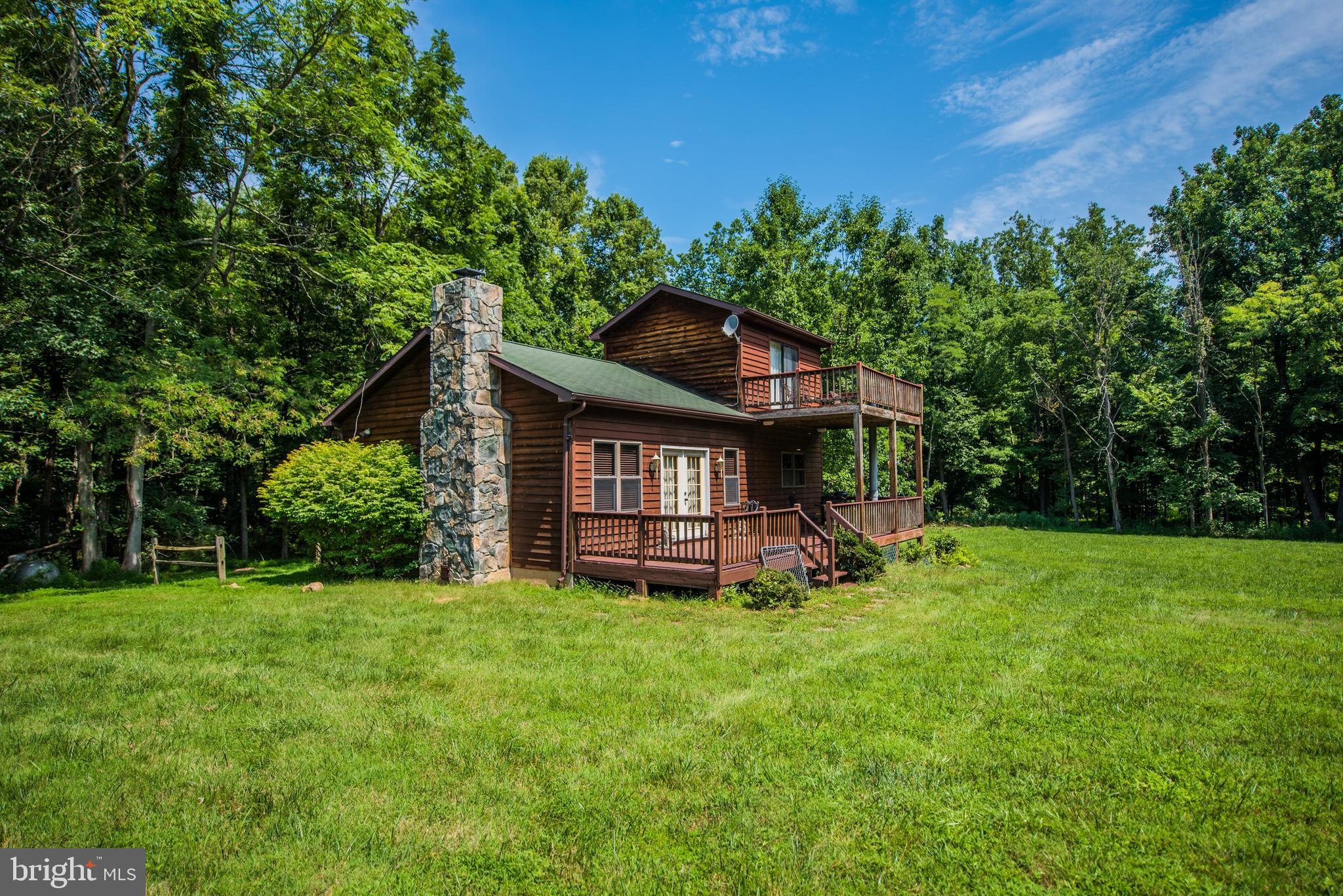 205 Meadow Wood Circle, Great Cacapon, WV 25422