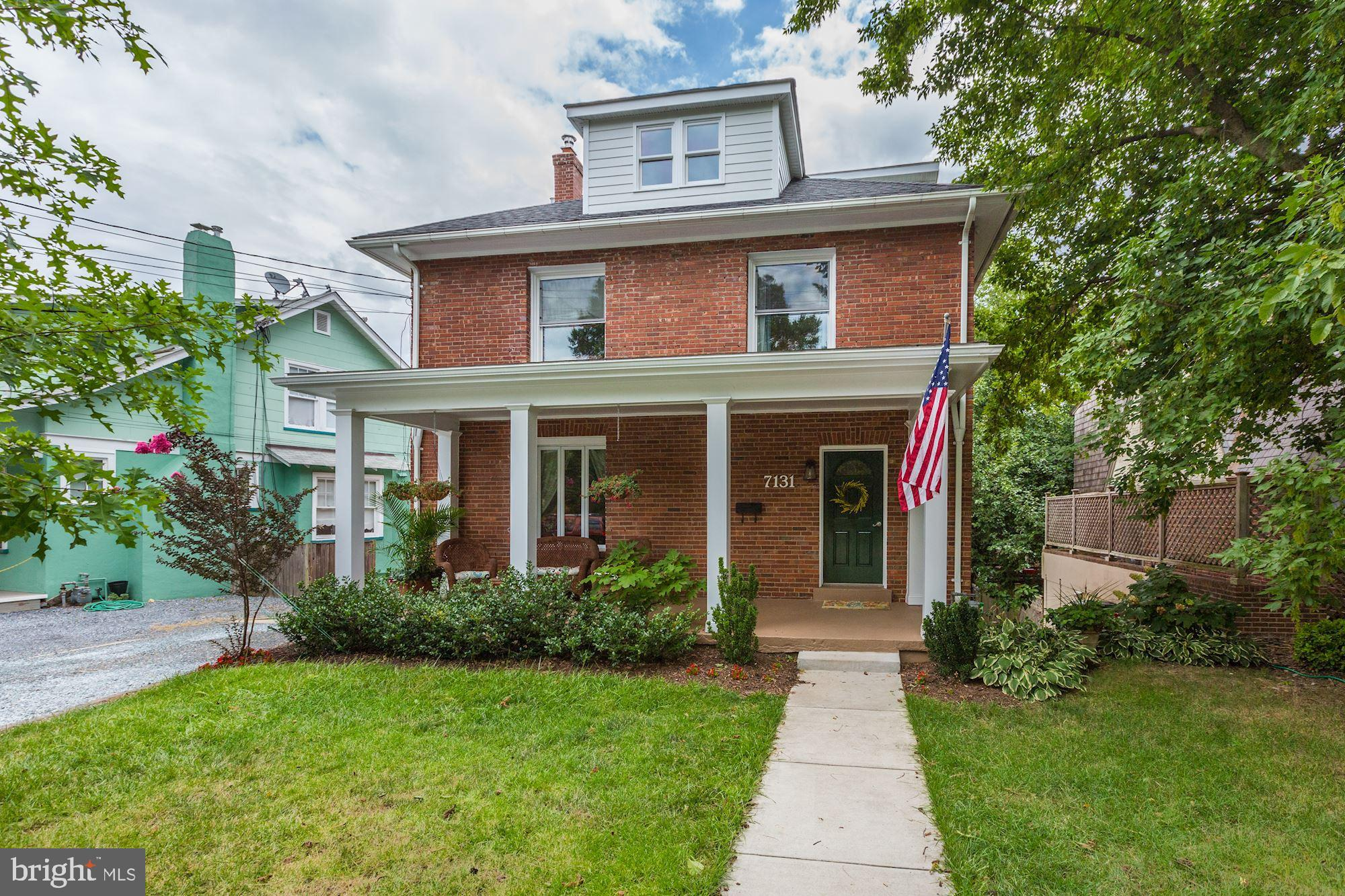 7131 CARROLL AVENUE, TAKOMA PARK, MD 20912