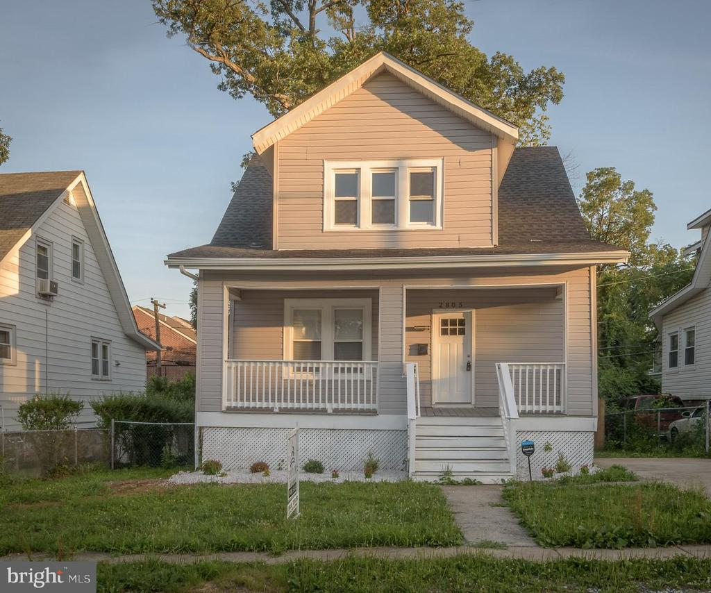Completely Renovated home with NEW: Roof, siding, HVAC system, Stainless Steel Appliances, Kitchen cabinets with granite counters, tiled walk-in shower, tub & tile surround, electrical upgrades, recessed lights, light fixtures, exterior and interior paint, refinished hardwood floors.  Its a must see.