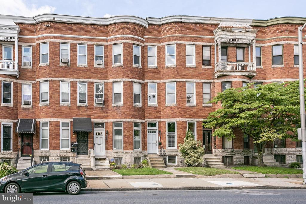Bolton Hill - The Baltimore Life