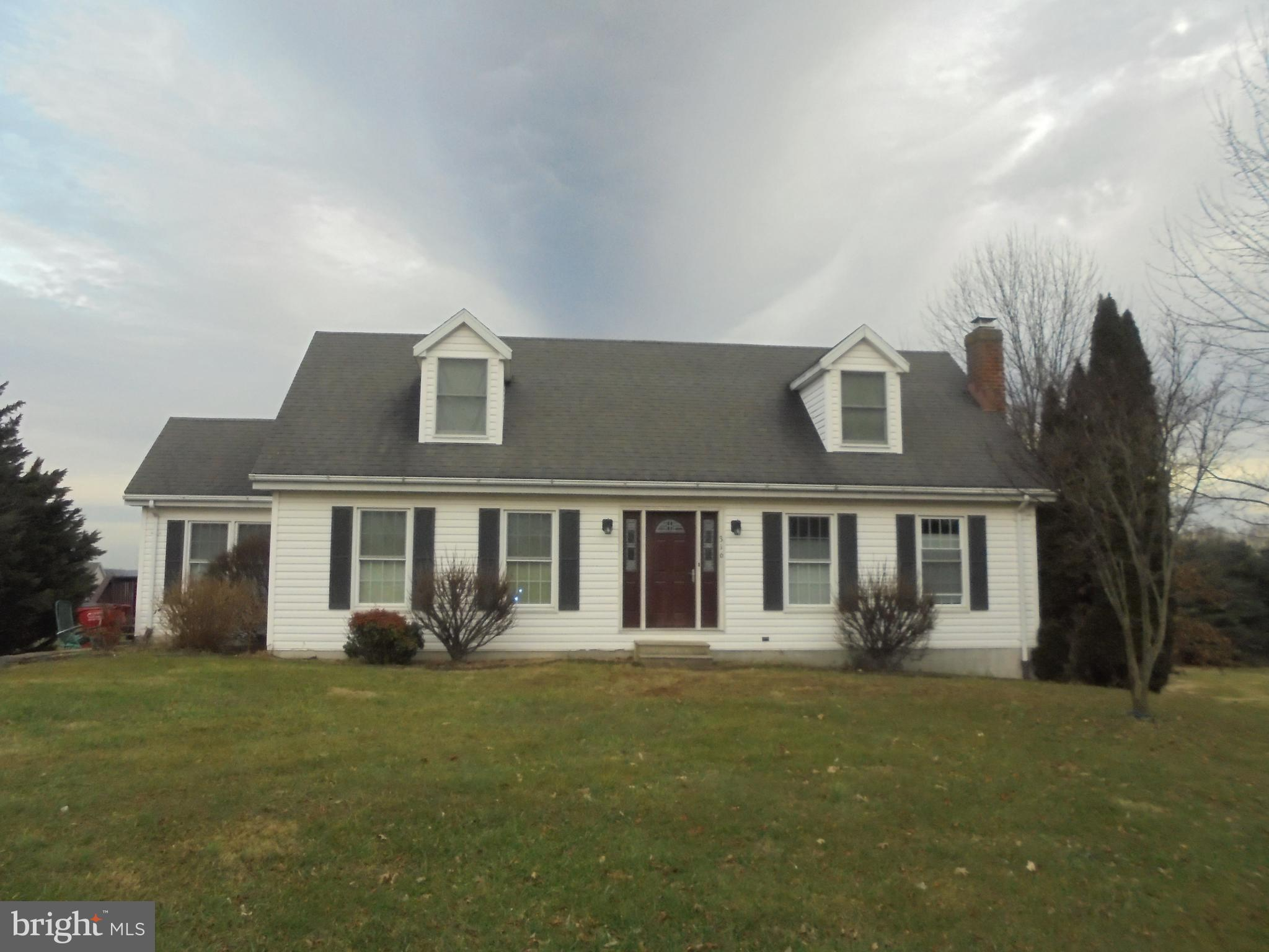 316 GROUSE KNOLL LANE, SUMMIT POINT, WV 25446