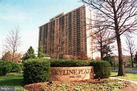 One of Falls Church 1 Bedroom Homes for Sale at 3705 S GEORGE MASON DRIVE  2404S