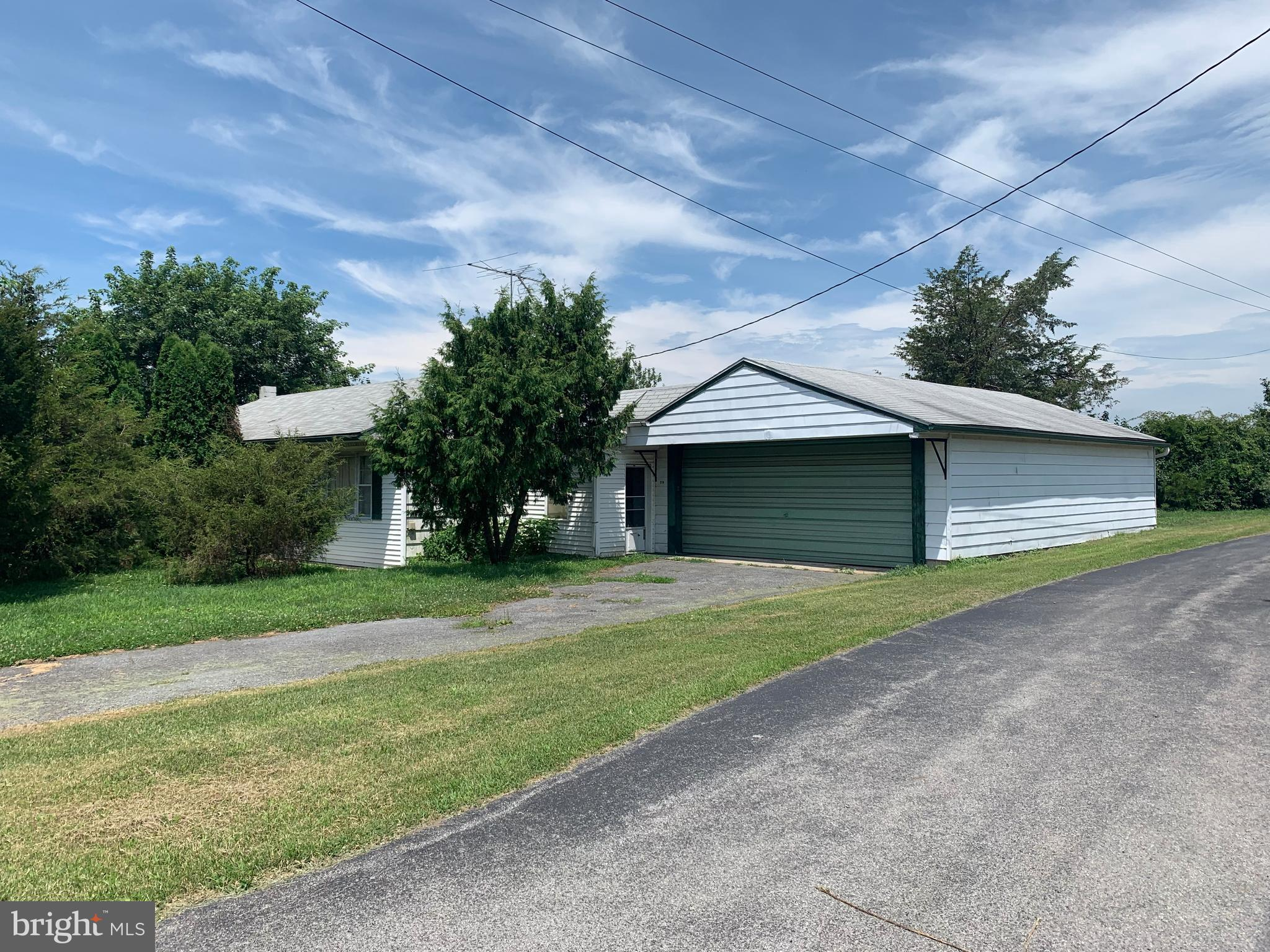 279 ROCK HILL CHURCH ROAD, CLEARVILLE, PA 15535