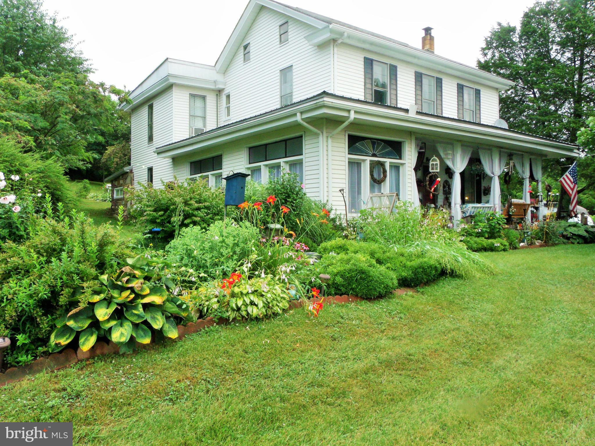 520 NEW BLOOMFIELD ROAD, DUNCANNON, PA 17020