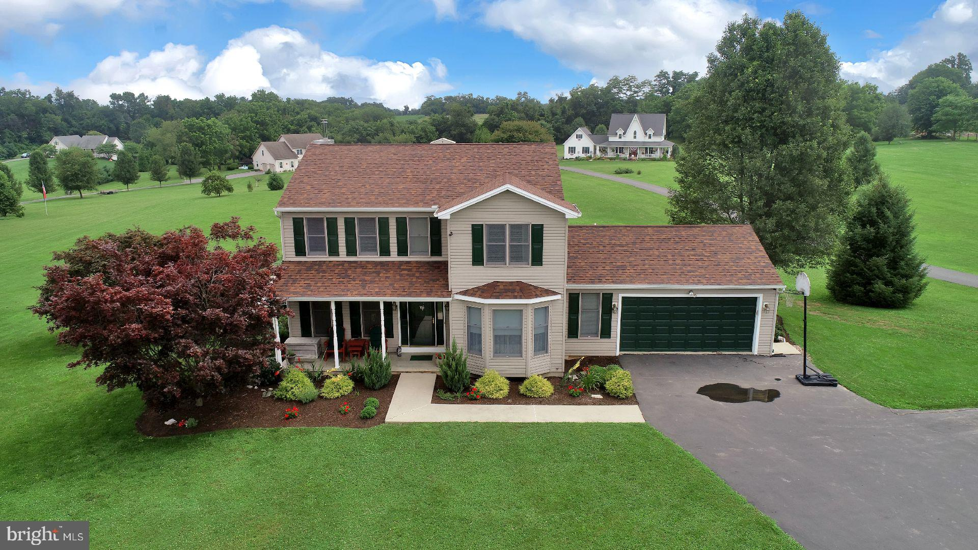 229 LOG CABIN ROAD, NEWVILLE, PA 17241