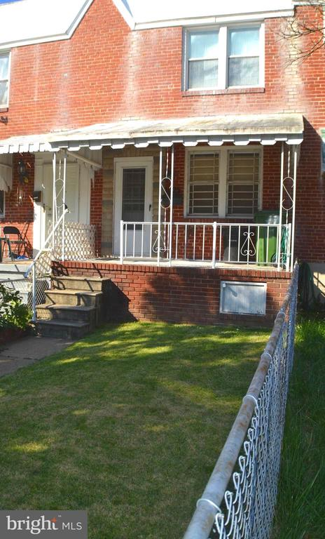 Great Opportunity to Purchase this Updated Brick Townhome w/Rare to Find Attached Garage ~ Awesome Location for Commuters to St. Agnes Hospital & Rt 95 ~ Tons of Updates to Include: HVAC, Roof, Fresh Paint, Kitchen w/Refrigerator, Dishwasher, Built-In Microwave & Pretty Floor ~ Special Features are the Off Street Parking in Rear, Fenced Front Yard, Covered Patio & So Much More You Have to Come Take a Peek