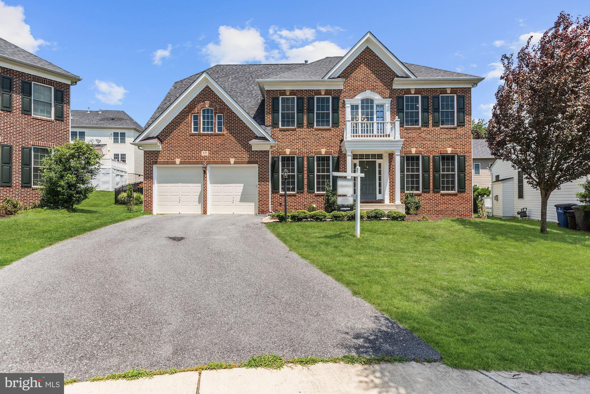 17 MOONLIGHT TRAIL COURT, SILVER SPRING, MD 20906