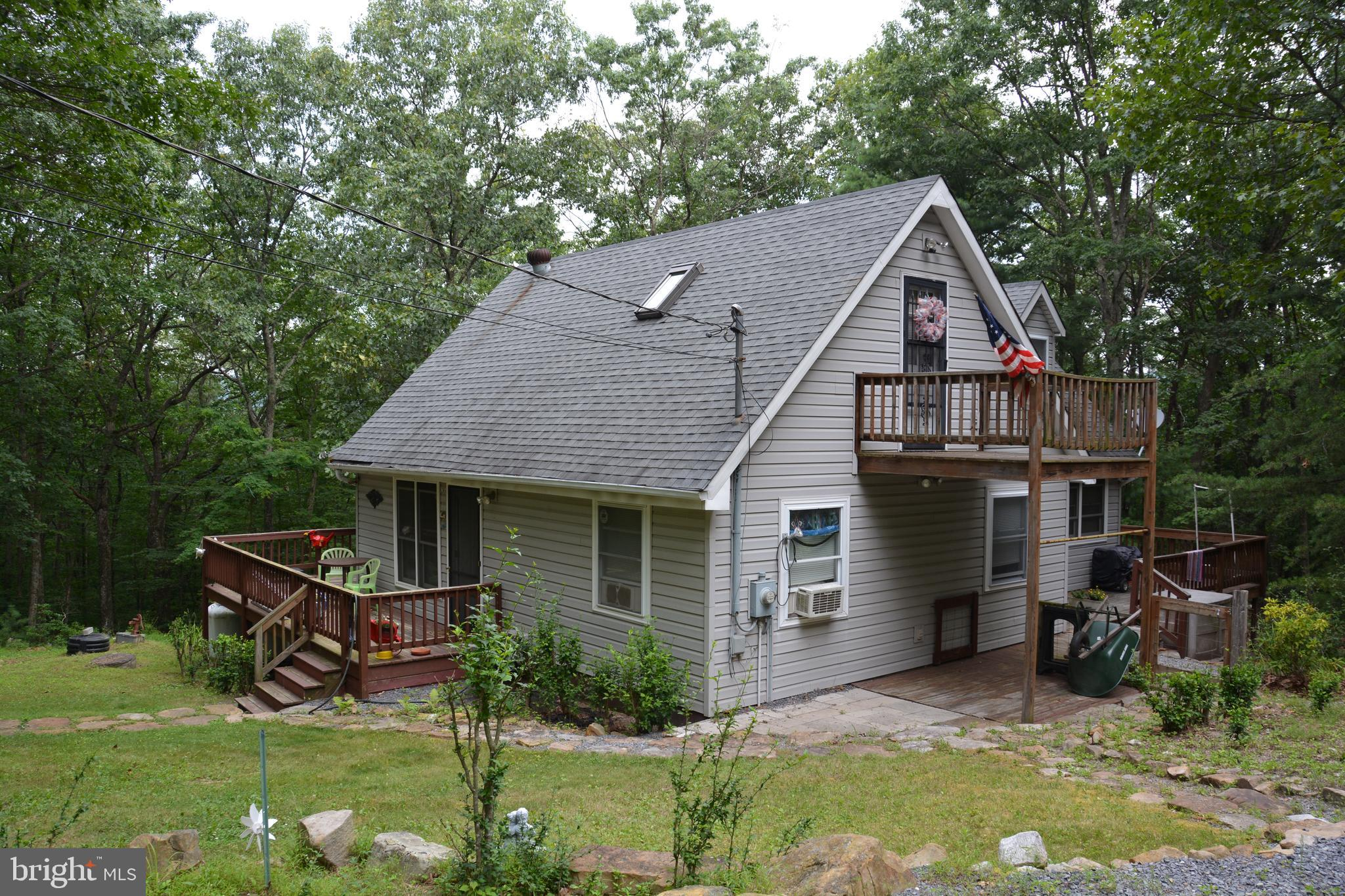 265 RITTER DRIVE, CAPON BRIDGE, WV 26711