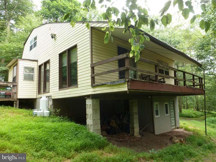 261 CAMP JUNIATA ROAD, MILROY, PA 17063