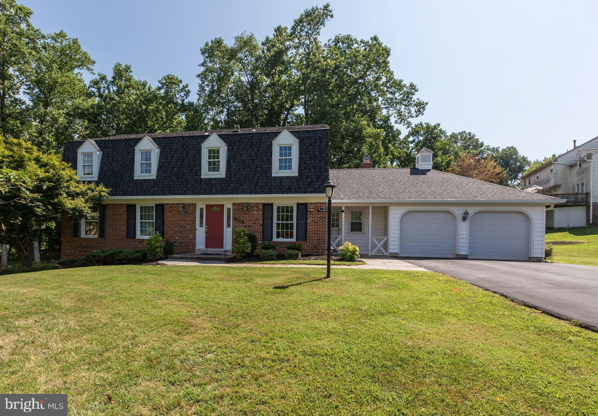4405 BUCKTHORN COURT, ROCKVILLE, MD 20853