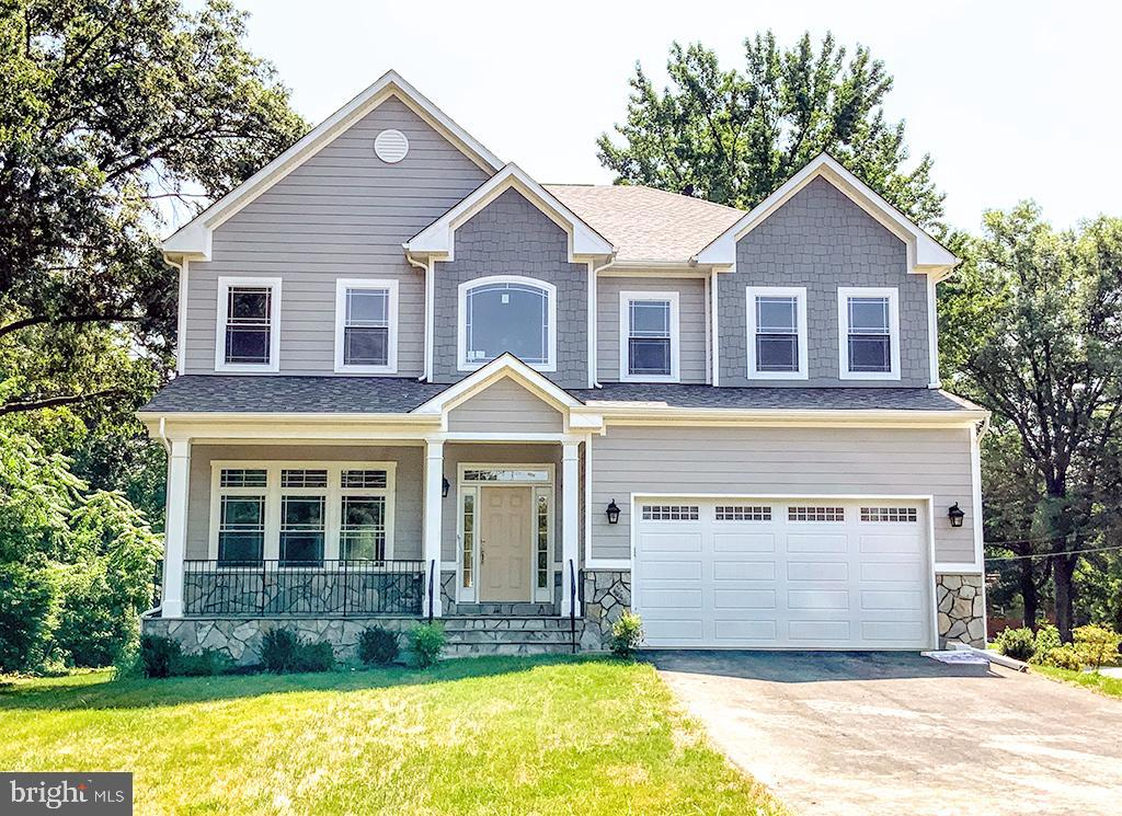 6617  GREENLEAF STREET, West Springfield, Virginia