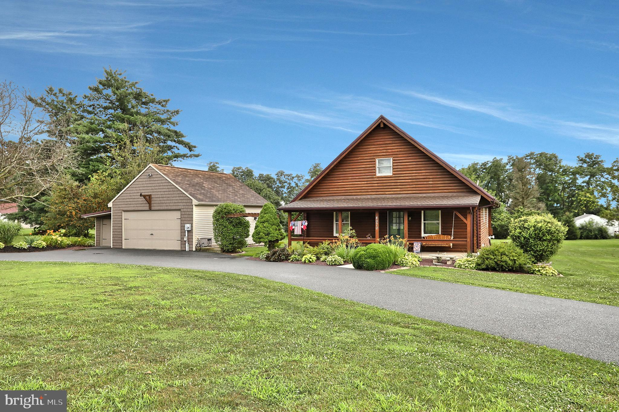 4070 SHANAMANTOWN ROAD, ANNVILLE, PA 17003