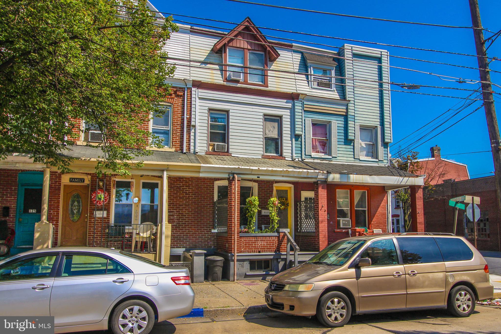 121 LINDEN STREET W, ALLENTOWN, PA 18101
