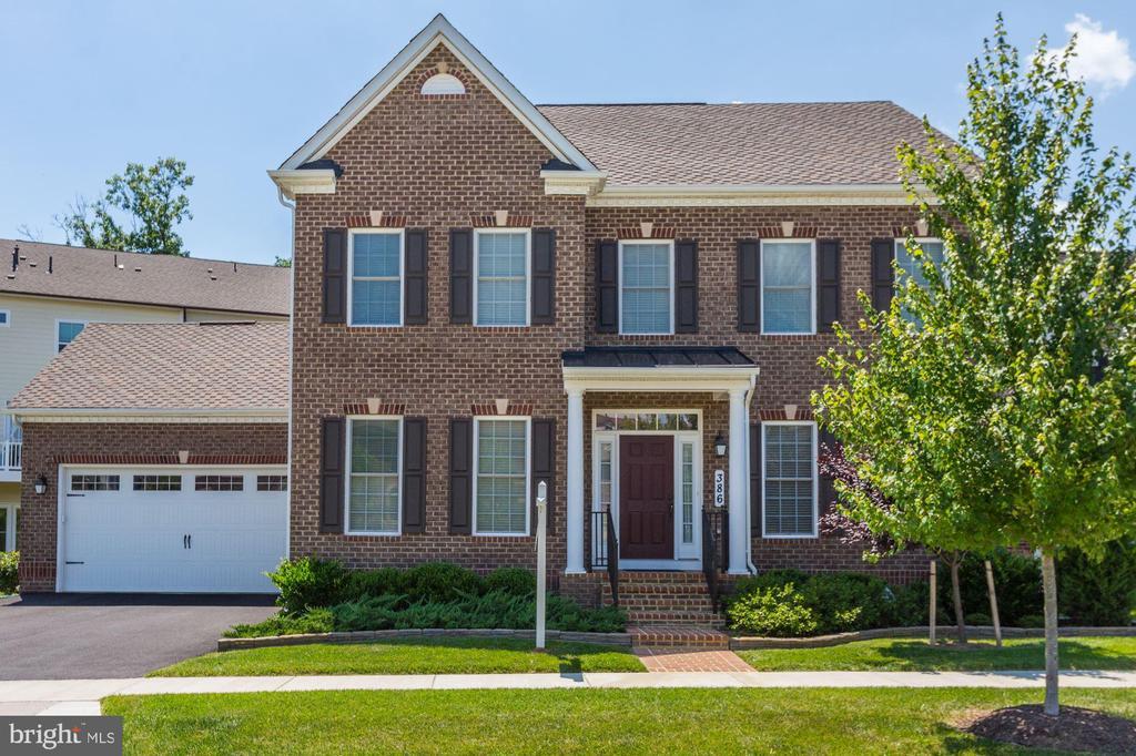 386  CAULFIELD LANE, Gaithersburg, Maryland