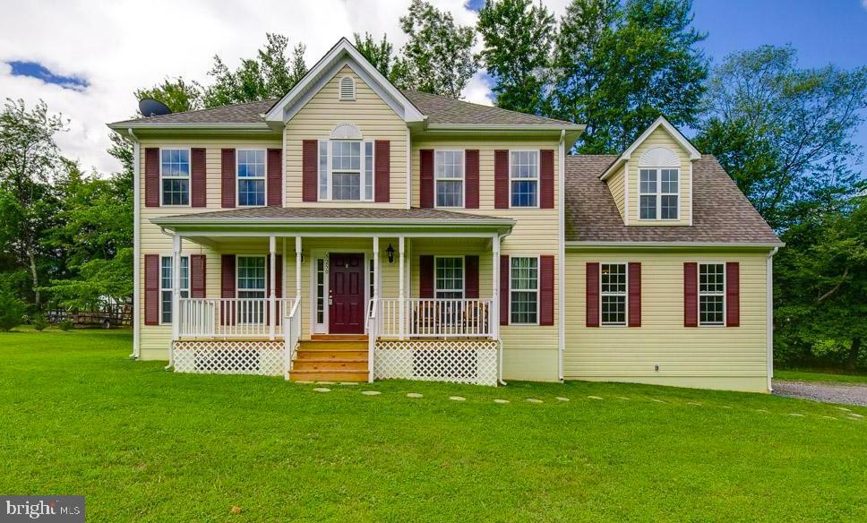 Fauquier Co  Active SF Homes $200-400,000