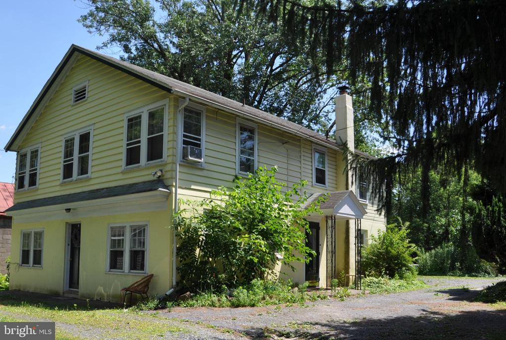 Currently a two unit duplex, live in one half while renting the second half out.  Or continue to rent both units! This home is also a great set up for a family with separate in law quarters.  Currently tenant occupied.