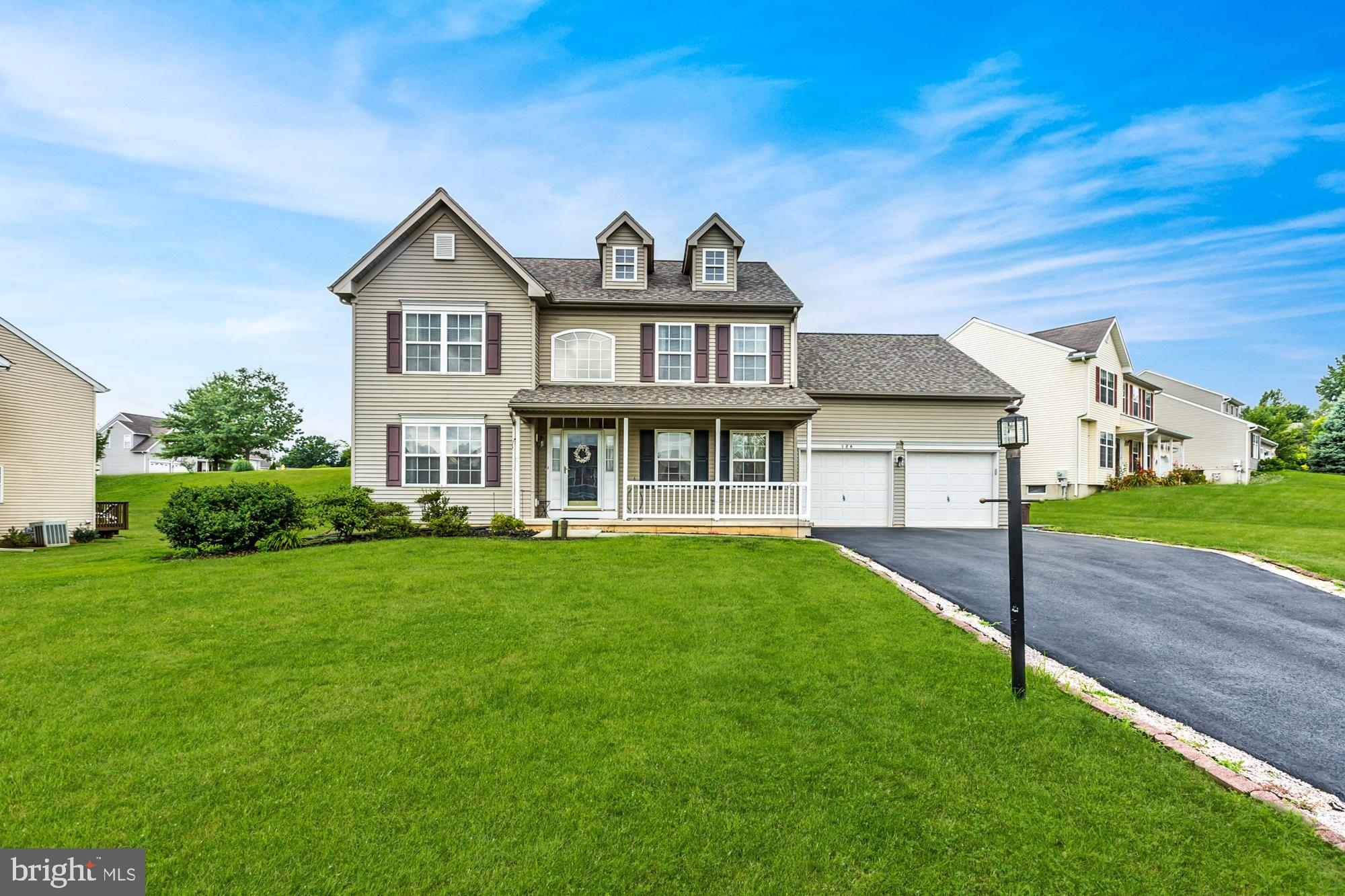 126 TURNBERRY DRIVE, THORNDALE, PA 19372