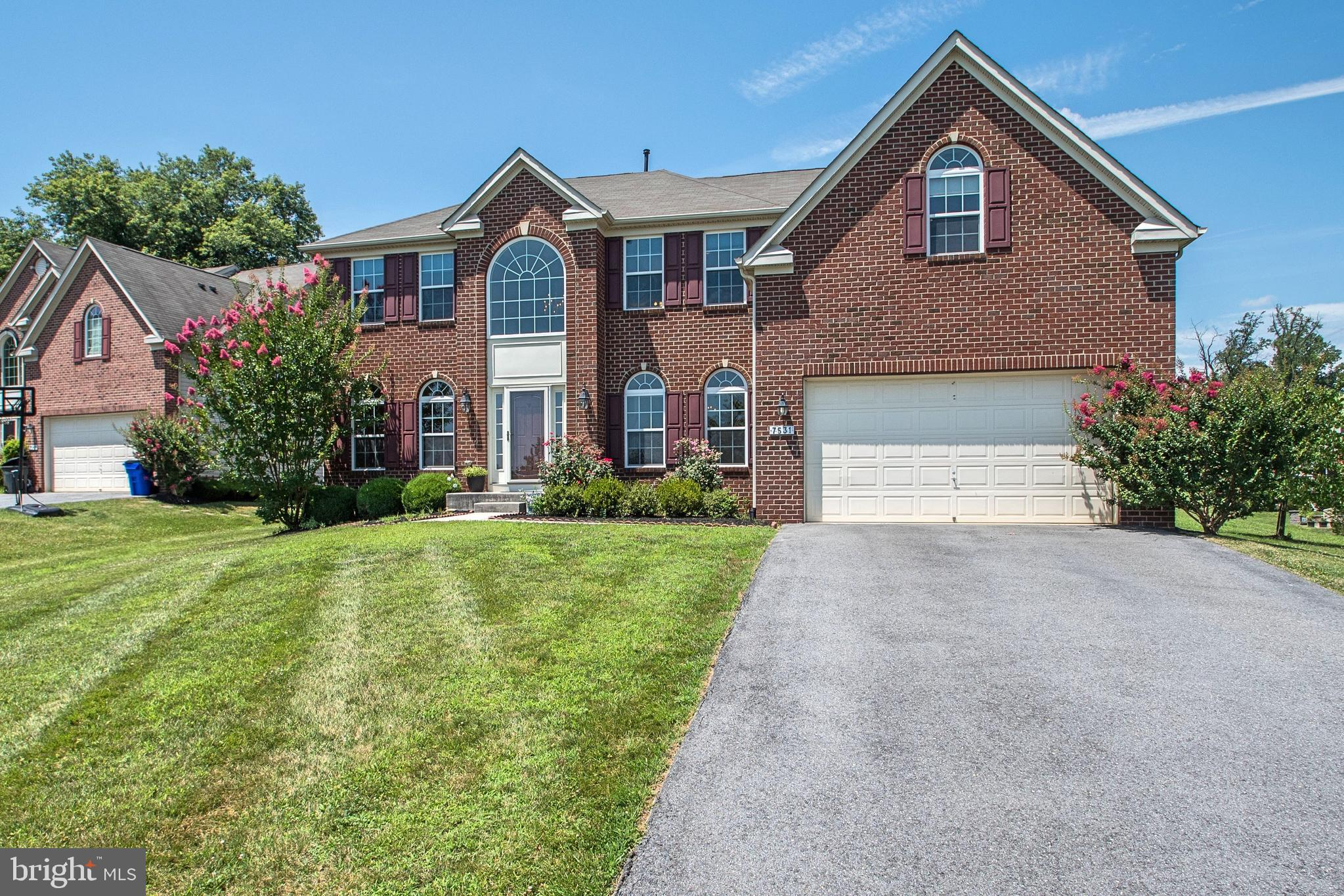 7531 TALBOTS WOODS COURT, ELLICOTT CITY, MD 21043