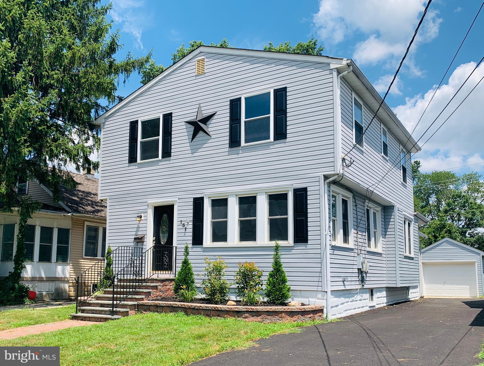 131 MANOR AVENUE, OAKLYN, NJ 08107