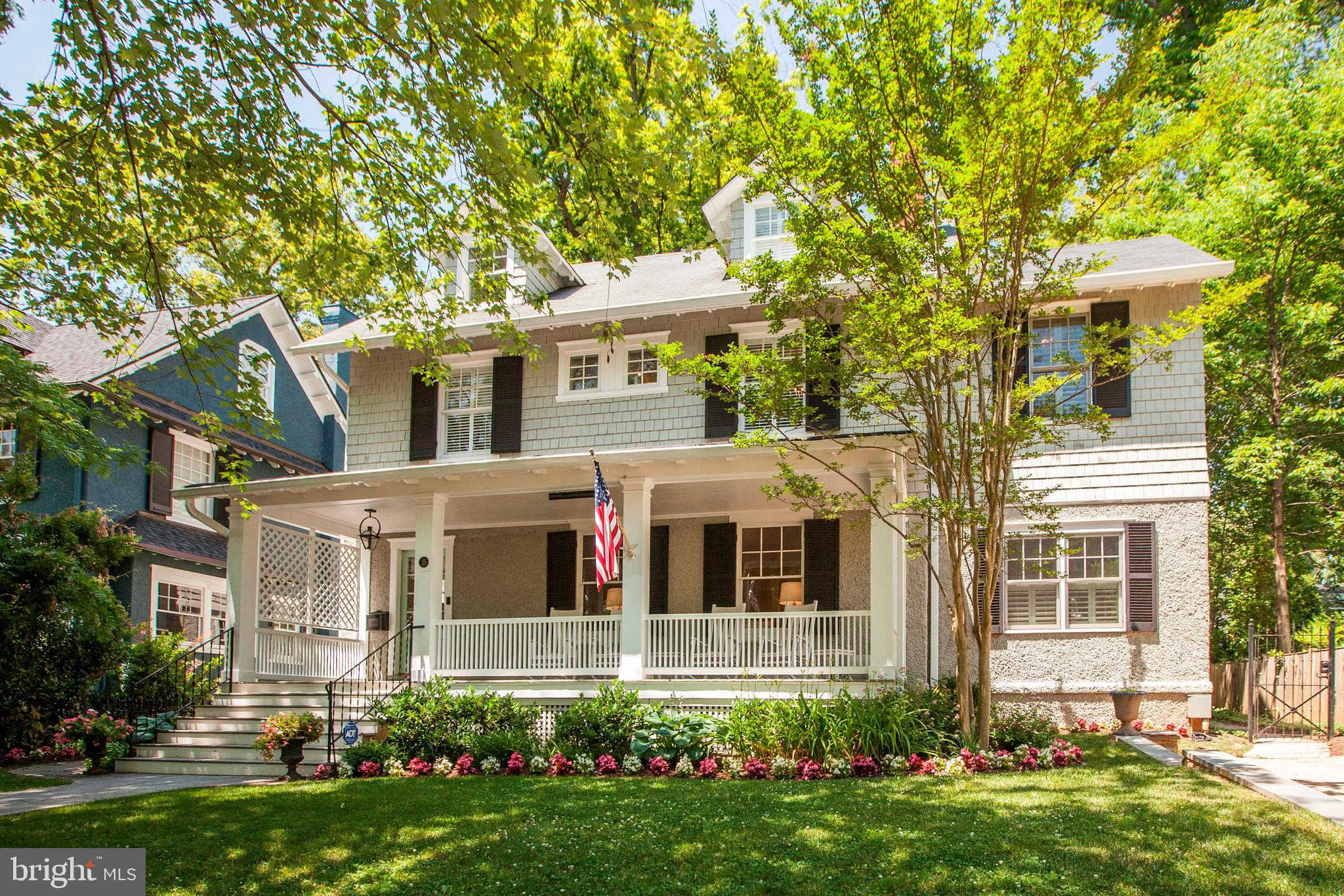 25 W IRVING STREET, CHEVY CHASE, MD 20815