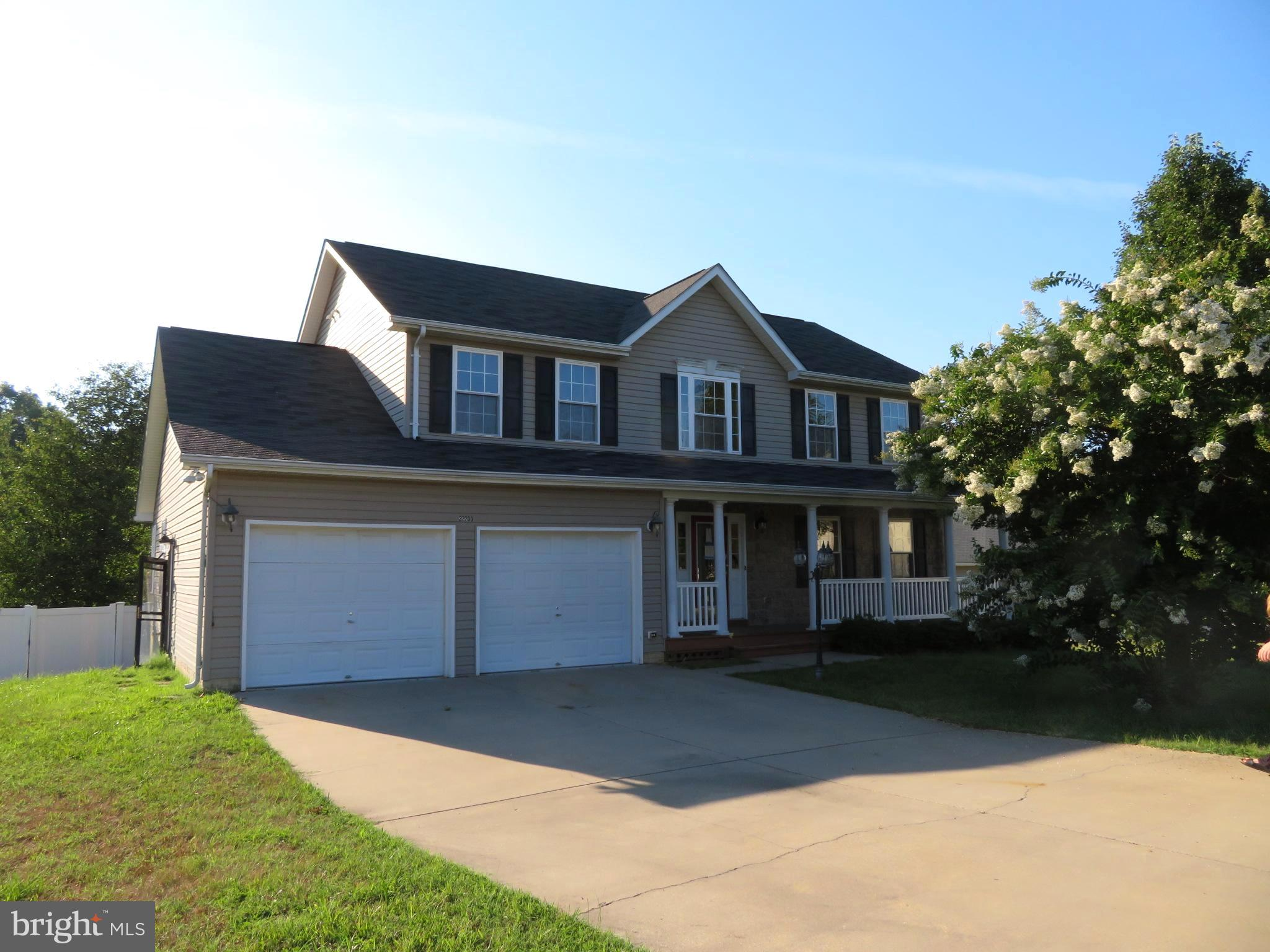 22233 COSMOS COURT, GREAT MILLS, MD 20634