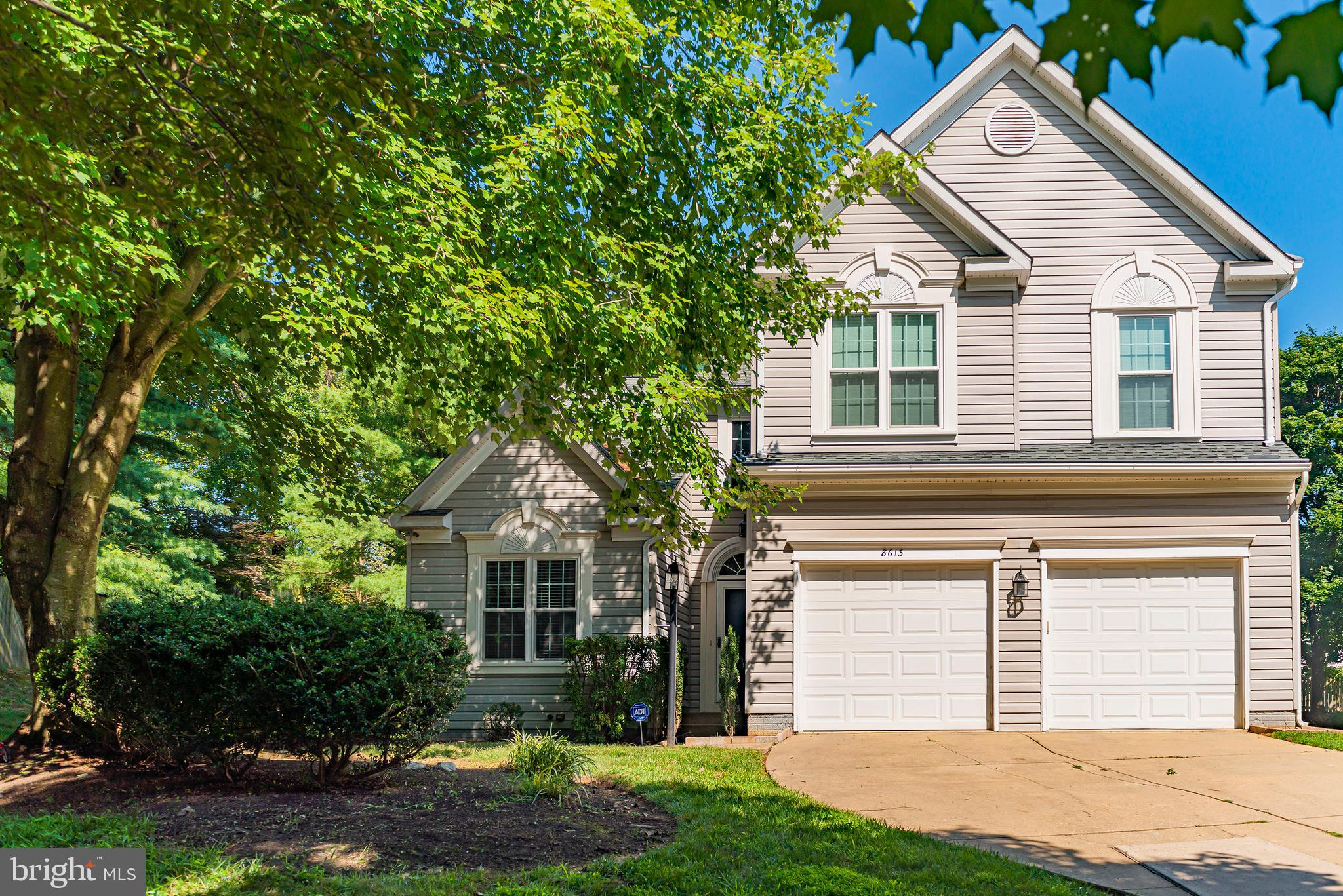 8613 SASSAFRAS COURT, COLUMBIA, MD 21046