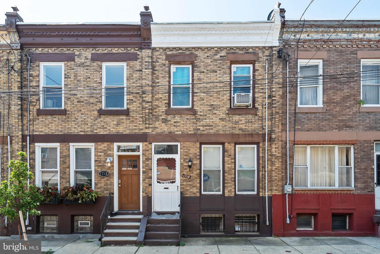 1718 McClellan Street Philadelphia, PA 19145