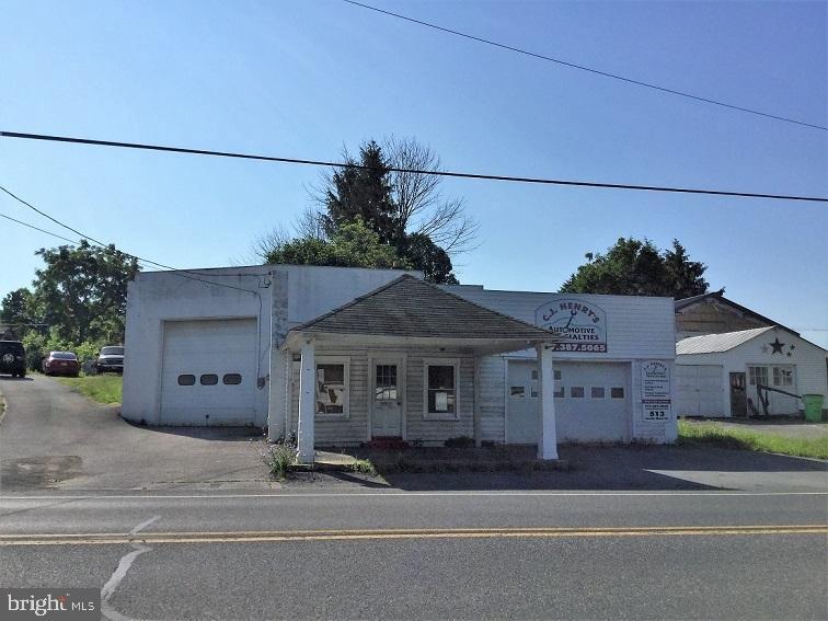 513 S MAIN, MONT ALTO, PA 17237