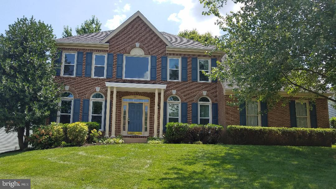 4901 EDGE ROCK DRIVE, CHANTILLY, VA 20151