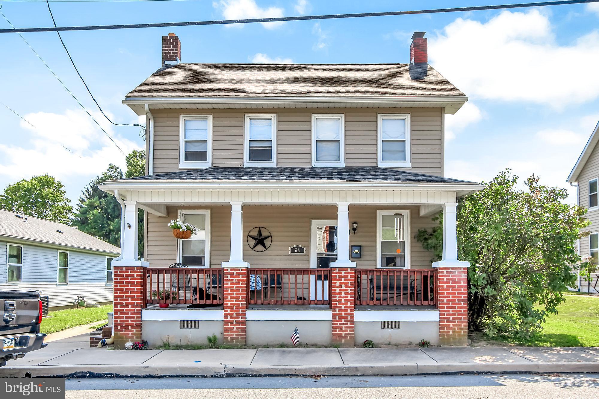 24 N MAIN STREET, EAST PROSPECT, PA 17317