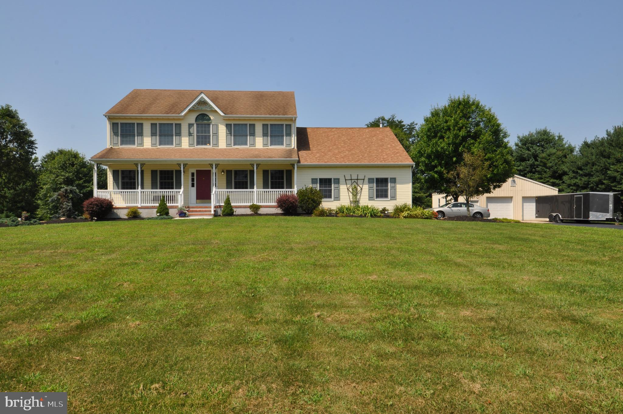 1349 JACKSONVILLE SMITHVILLE ROAD, BORDENTOWN, NJ 08505