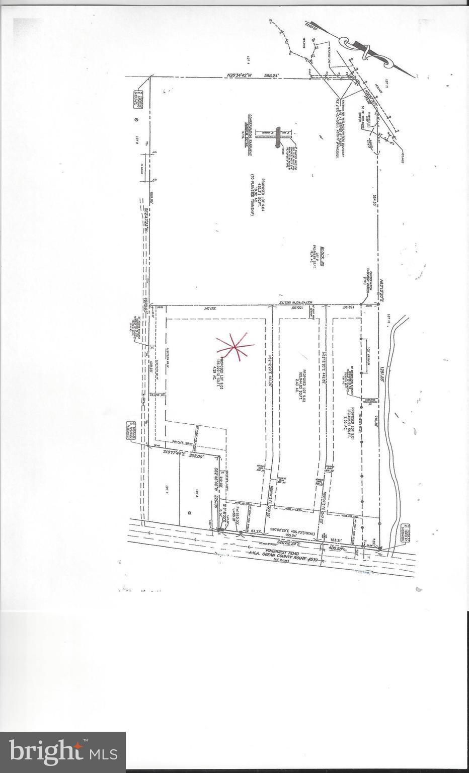 000 PINEHURST ROAD, NEW EGYPT, NJ 08533