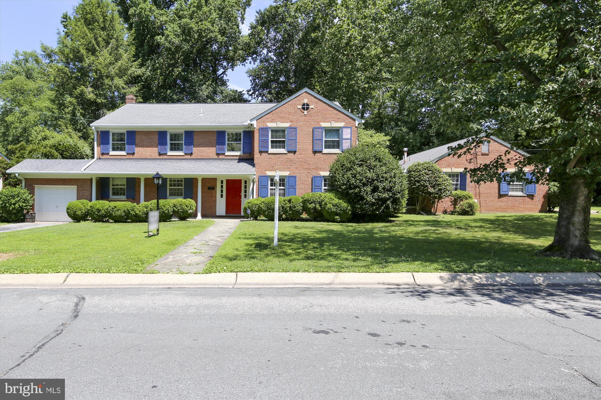 4105 CULVER STREET, KENSINGTON, MD 20895