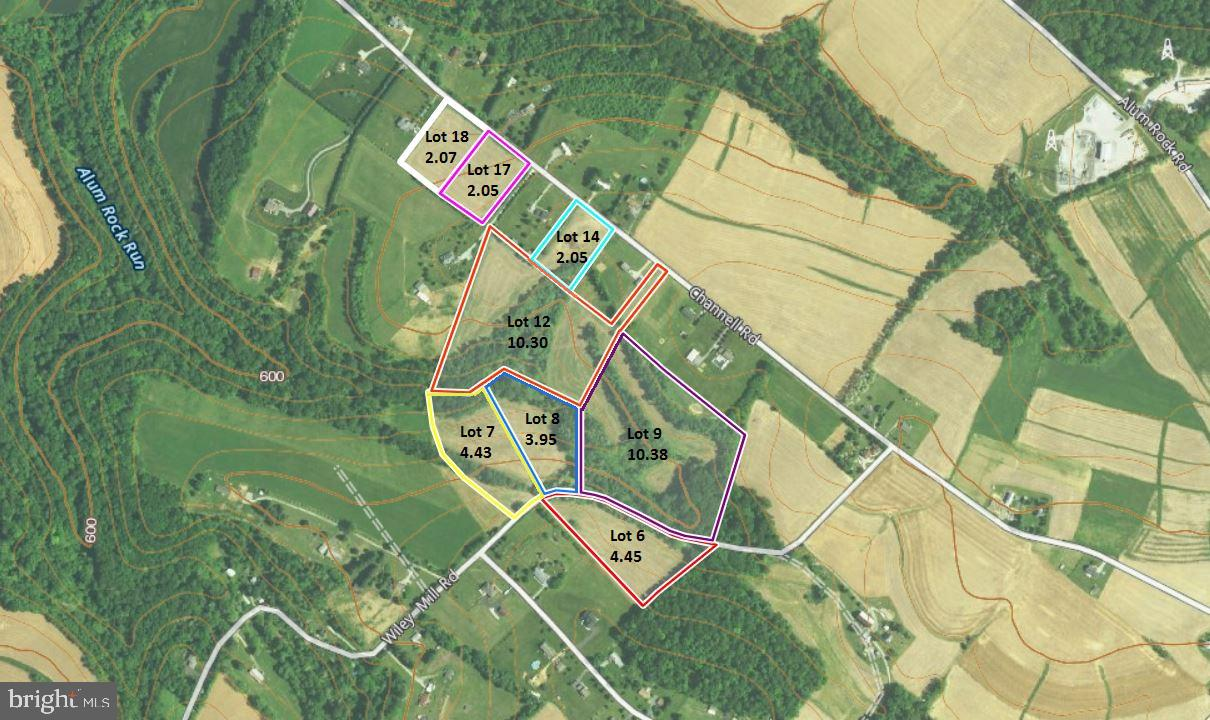 Lot 18 CHANNELL ROAD, NEW PARK, PA 17352