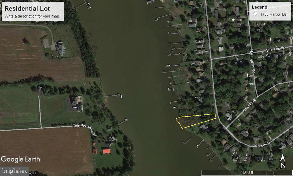 1755 Harbor Drive, Chester, MD 21619