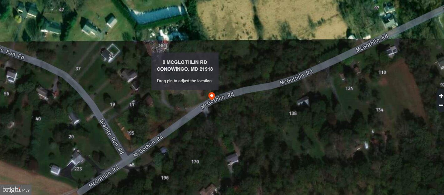 0 MCGLOTHLIN ROAD, CONOWINGO, MD 21918