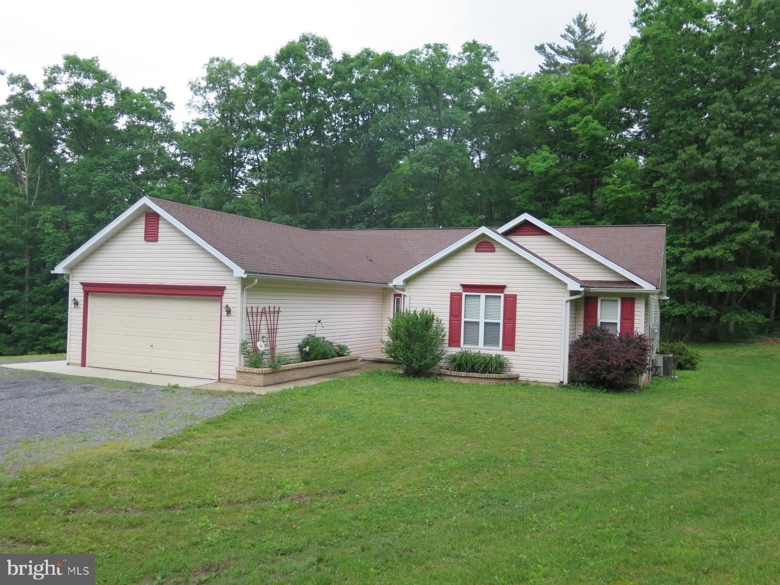 BLUE JAY ACRES LANE, CASSVILLE, PA 16623