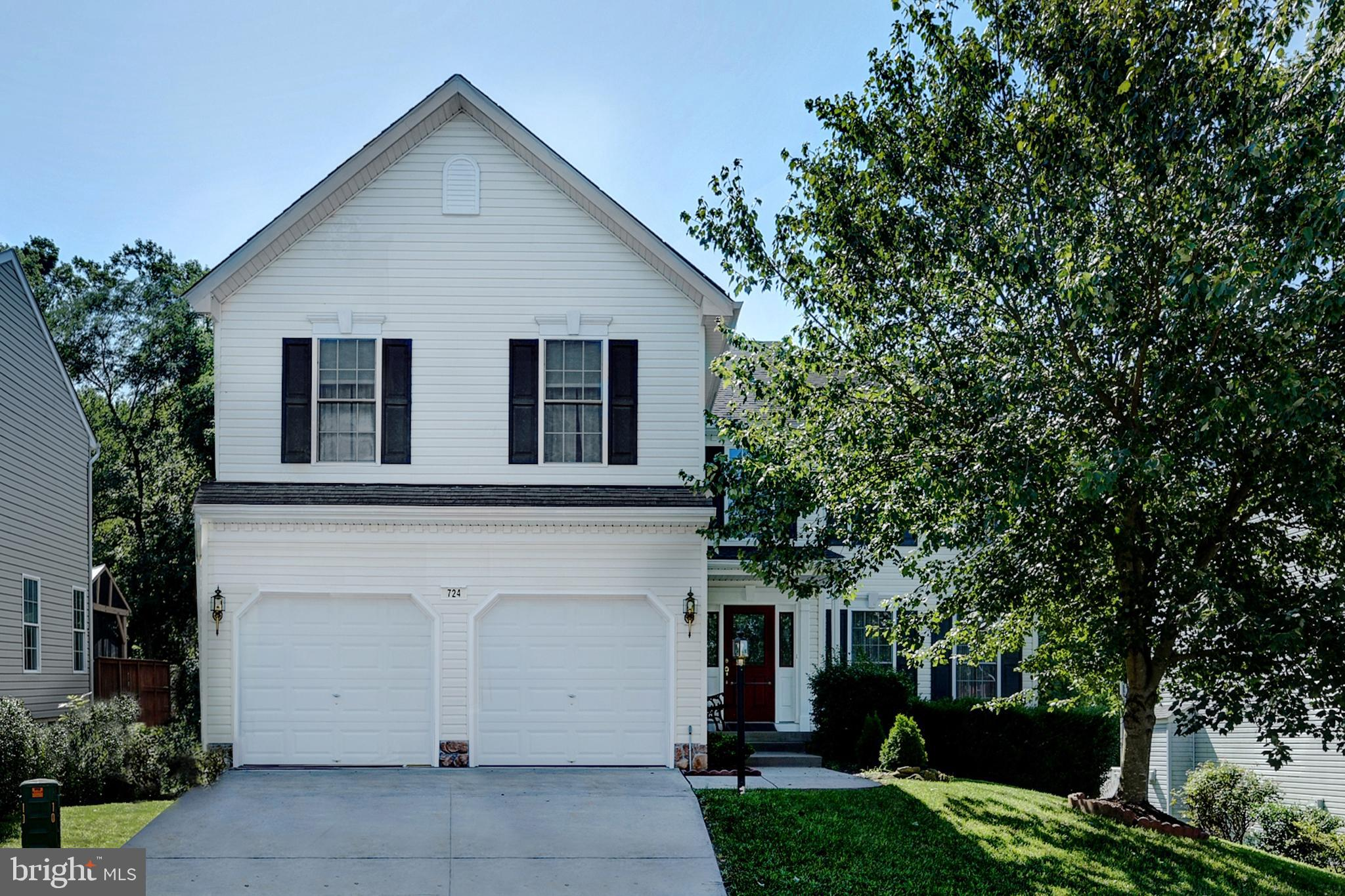 724 CONCORD POINT DRIVE, PERRYVILLE, MD 21903
