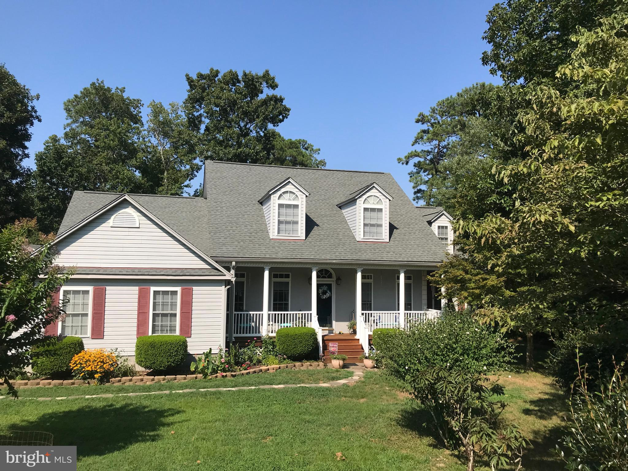 766 TWIN HARBOR ROAD, REEDVILLE, VA 22539