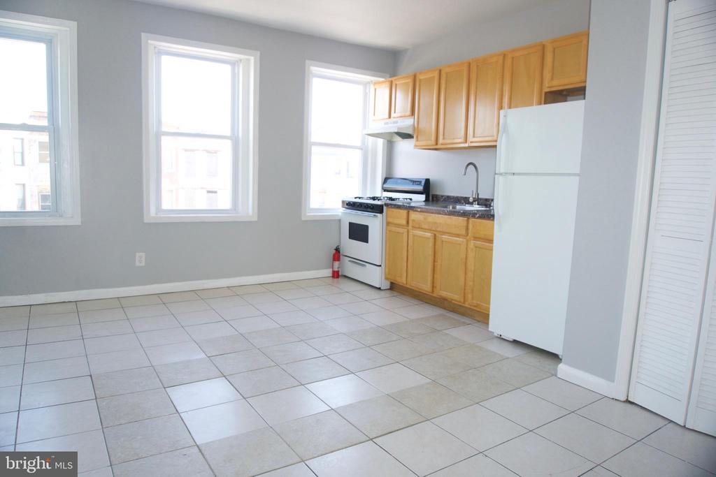 Bright and spacious 2 bedroom apartment. Walking distance to Coppin State. Come see this beautiful renovation. Located on an enjoyable and quiet block.  Apartment will be available August 1, 2019 Minimum credit score: 600, No evictions, Income must be 2.5x monthly rent.