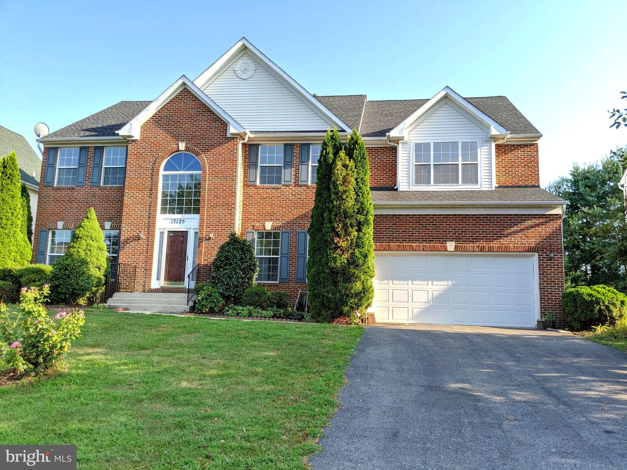 17125 RUSSET DRIVE, BOWIE, MD 20716
