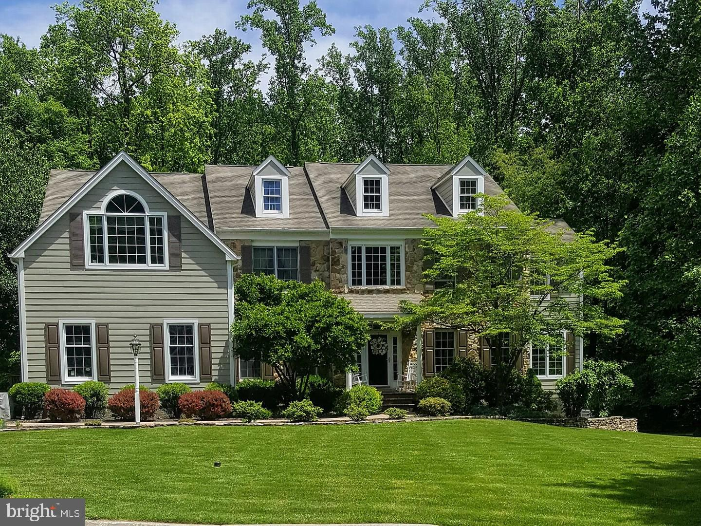1107 DICKENS DRIVE, WEST CHESTER, PA 19380